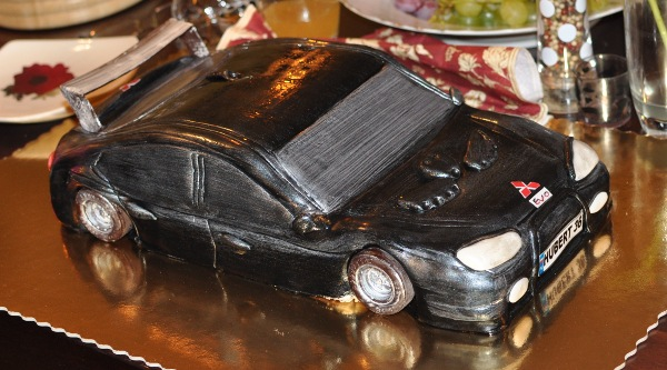 Evo cake